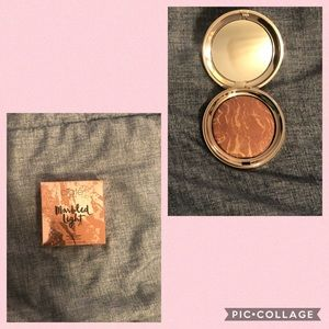 Ciate Marbled Light Illuminating Blusher in Halo